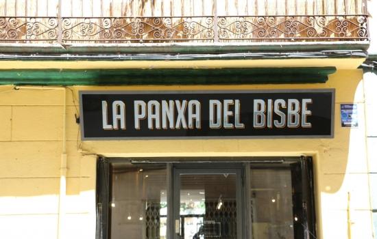 Barcelona Restaurant Outside
