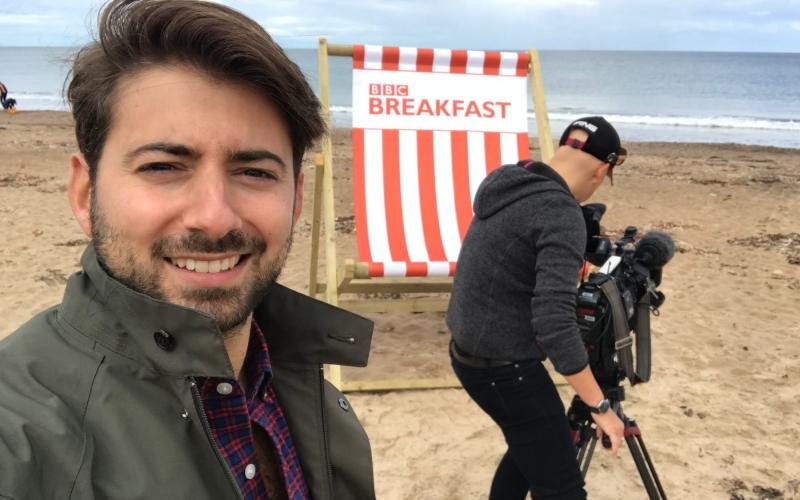 Breakfast Beach